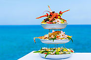 Do You Have What It Takes to Tackle Our Seafood Tower? - Wharf restaurant