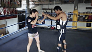 "#9 Yodkhunpon ""The Elbow Hunter of 100 Stitches"" Slicing Elbow 