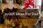 10 Gift Ideas for Dad | Idea Express| Gift Hampers