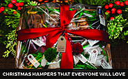 Christmas Hampers That Everyone Will Love
