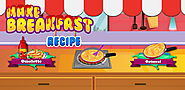 Website at https://www.designnominees.com/games/make-breakfast-recipe-cooking-mania-game-for-kids