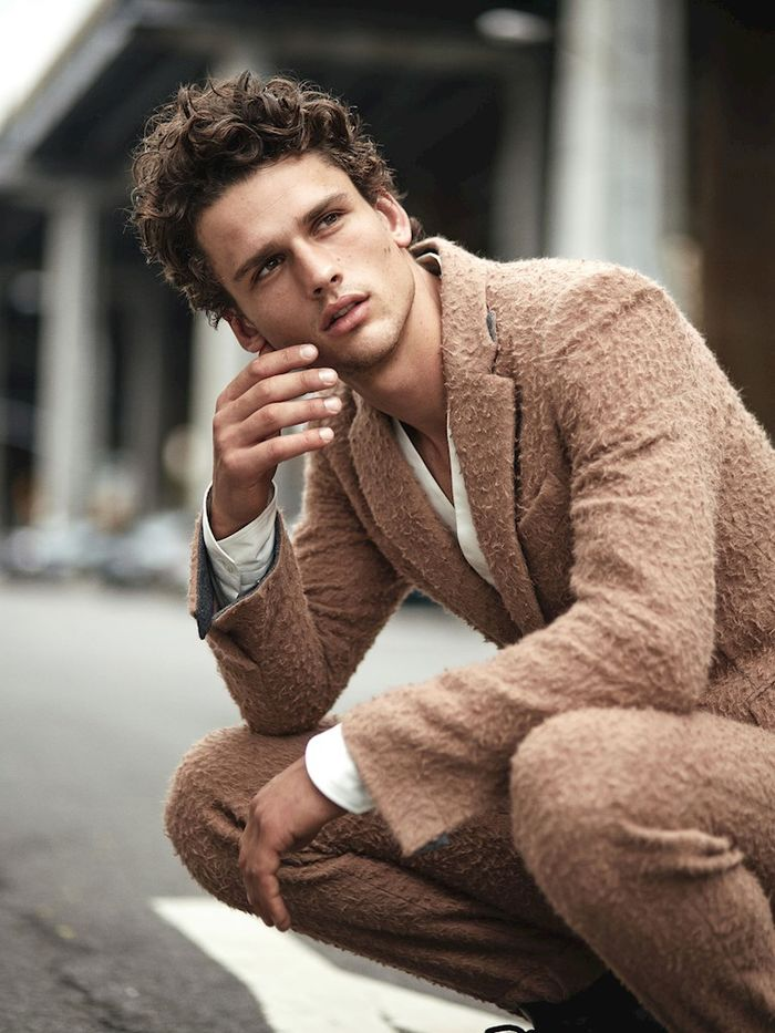 The Most Famous Male Models Of All Time | British Vogue