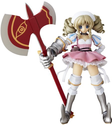 Revoltech Fraulein: Queen's Blade Ymir Action Figure