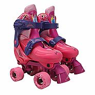 PLAY WHEEL DISNEY CLASSIC PRINCESS KIDS ROLLER SKATES