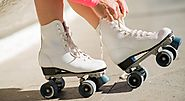 Both roller skates and walking are low impact exercises