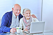 Staying in Touch with Elderly Loved Ones Through Social Media