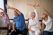 The Health Benefits of Having Fun at an Advanced Age