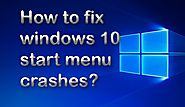 How to fix start menu crashes in Windows 10 Fall Creators Update |Dreamtodeff