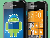 bluebird launches smartphone that gives user choices between many options