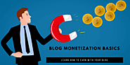 Blog monetization basics - Blogger Lesson