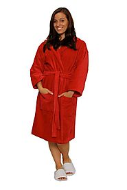 Best Idea of Pampering Yourselves - Bathrobes from Alpha Cotton