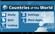 Países do Mundo - Aplicativos para Android no Google Play