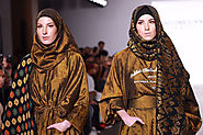 "Muslim Designers Prove that ""Hijab is Beautiful"" at New York Fashion Week - Islamic Design House 