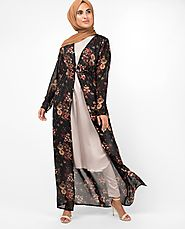 Full Length Modest Outerwear, Kimono, Shirt Dress, Skirts, Tops