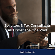 Solicitors & Tax Consultants all under the one roof