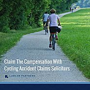 Why to hire Cycling Accident Claims Solicitors?