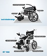 Reap More Benefits by Hiring the Best Wheelchair Manufacturer