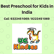 How to help your child reach his full potential at school: Best Preschool for Kids in India