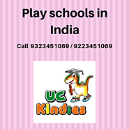 UC Kindies - Leading Play School in India