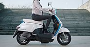 Kymco's new electric scooters could be the sign of a coming boom - The Verge