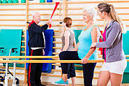 Physical Therapy: How Can It Help Elderly People