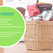 Affordable Laundry/Dry-Cleaning Services In Gurgaon | Visual.ly