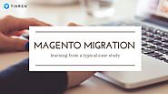 Typical Magento Migration Case Study - Rue B UK Store | Tigren