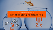 5 Consequences of Not Migrating Magento 1 to Magento 2 — Steemit