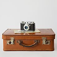 Travel With an Old-Fashioned Suitcase