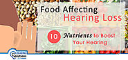 vitamins to build immune system and prevent hearing loss