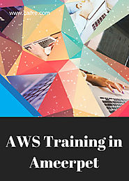 AWS Training in Ameerpet