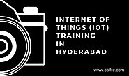 Register Online for Internet of Things (IoT) Training in Hyderabad || Free DEMO