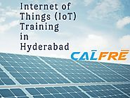 Get Training Online Internet of Things (IoT) Training in Hyderabad|| Save Time