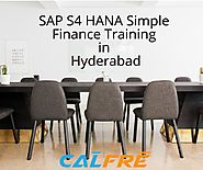 Become Expert in SAP S/4 HANA Simple Finance Training in Hyderabad@ Get Job Early