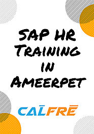 Urgently Need Institute Details for |SAP HR Training in Ameerpet| Get Job Oriented Training