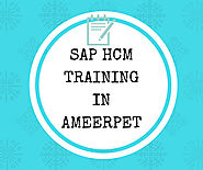 Search For Free DEMO On SAP HCM Training in Ameerpet| Join HERE