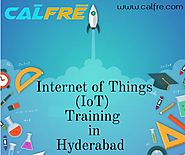 Get Best Practice For Internet of Things (IoT) Training in Hyderabad| Apply NOW