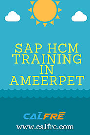 Learn Globally Trendy Course SAP HCM Training in Ameerpet| Learn ONLINE