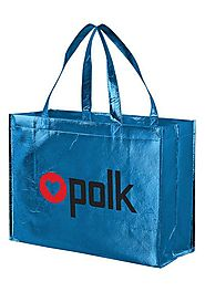 Plastic Tote Bags Wholesale