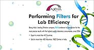 Axiva Manufactured High Quality Laboratory Filtration Products!