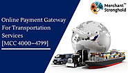 Online Payment Gateway for Transportation Services