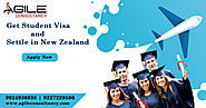 Get Student Visa and Settle in New Zealand.