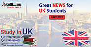 Great NEWS for UK Students