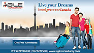 Live your Dreams immigrate to Canada
