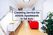 Get the finest information about Tel Aviv cleaning