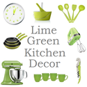 Best Lime Green Kitchen Decor and Accessories - Best Lime Green Kitchen Decor and Accessories for 2014