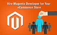 Reasons To Hire A Magento Programmer For Creating An E-Commerce Store