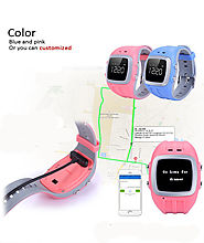 Child GPS Tracker Watch | Kids GPS Tracker Watch South Africa