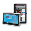 "Chromo Inc.® 7"" -Tab PC Android Capacitive 5 Point Multi-Touch Screen - White [New Model September 2013]"