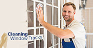 Tips To Clean Your Window Tracks